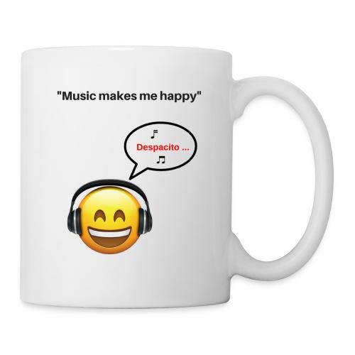 Music - Coffee/Tea Mug