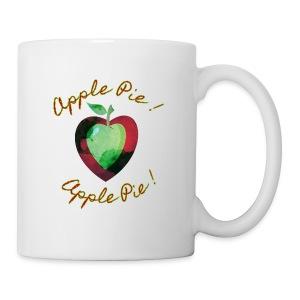 Apple Pie! I Heart Apple Pie! - Coffee/Tea Mug