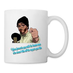 Your Favourite Beanie Man - Coffee/Tea Mug