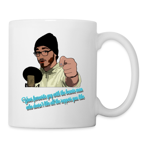 Your Favourite Beanie Man - Coffee/Tea Mug