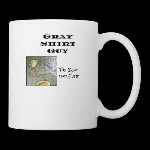 Official gray shirt guys shirt - Coffee/Tea Mug