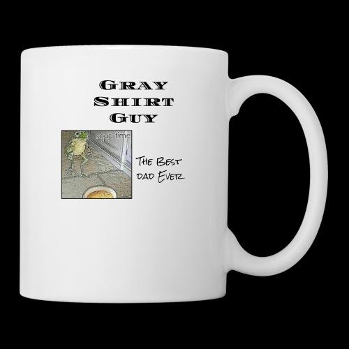 Official gray shirt guys shirt - Coffee/Tea Mug