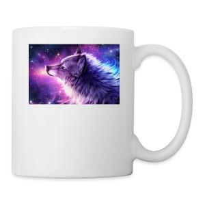 Galaxy Wolf - Coffee/Tea Mug