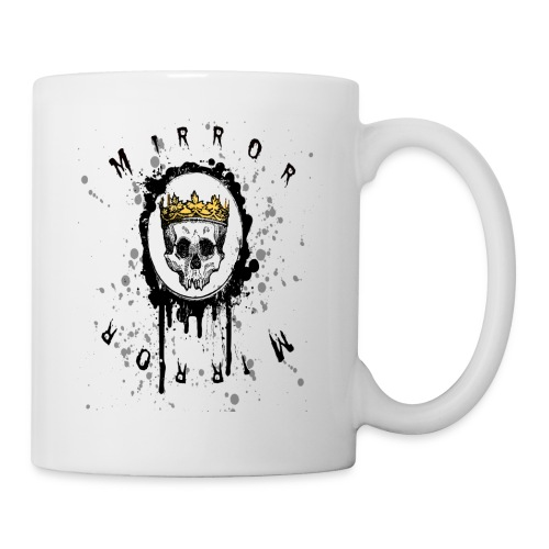 mirror mirror T-shirt - Coffee/Tea Mug