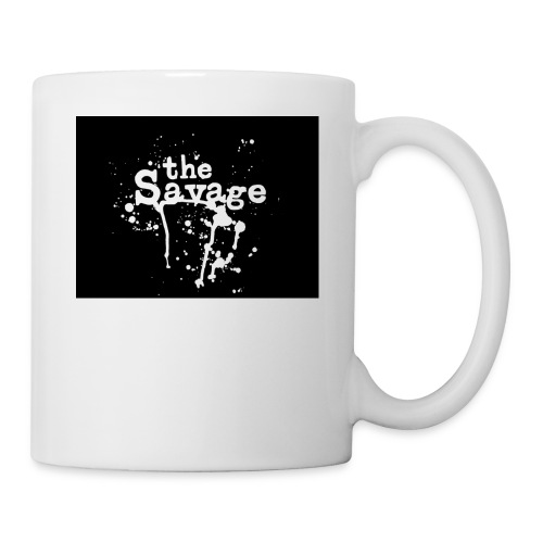 the savage - Coffee/Tea Mug