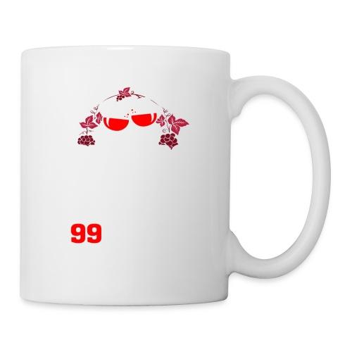 Cheer wine to my 99 years birthday gift - Coffee/Tea Mug