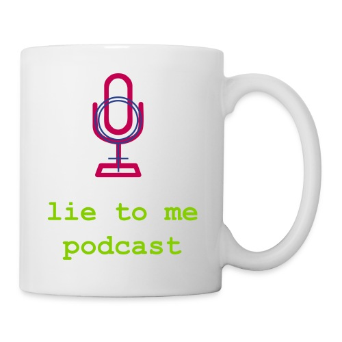 lie2melogo2 - Coffee/Tea Mug