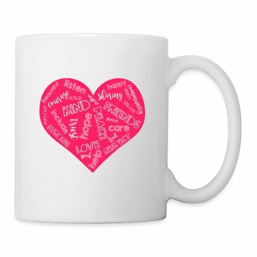 Friends Not Bullies - Coffee/Tea Mug