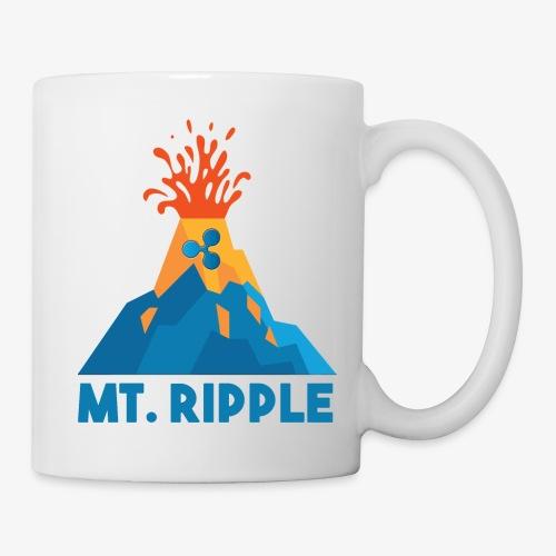 Ripple ready to erupt - Coffee/Tea Mug