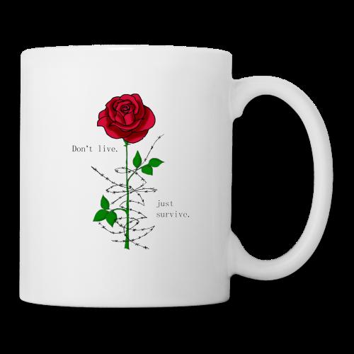 Rose - Coffee/Tea Mug