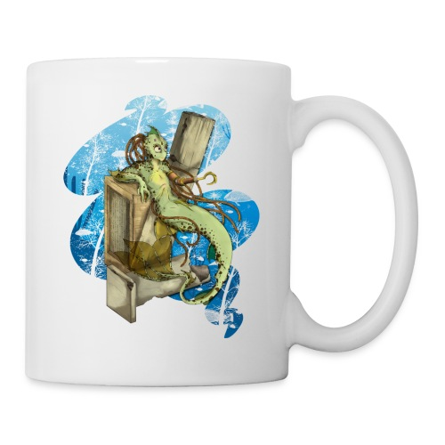 Alien merman - Coffee/Tea Mug