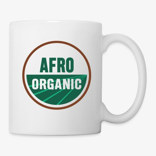 Afro Organic - Coffee/Tea Mug