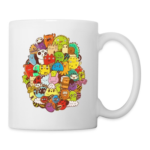 Doodle for a poodle - Coffee/Tea Mug