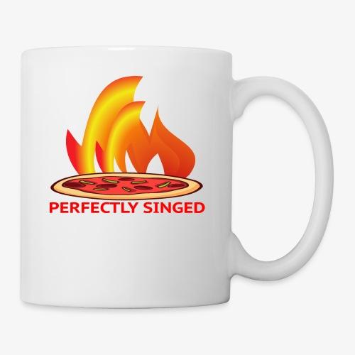 Perfectly Singed Pizza - Coffee/Tea Mug