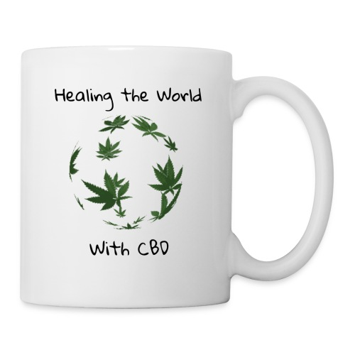 Healing the World with CBD - Coffee/Tea Mug
