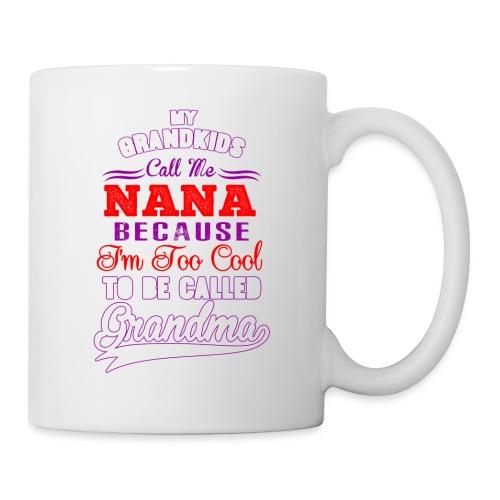 Nana Nickname - Coffee/Tea Mug