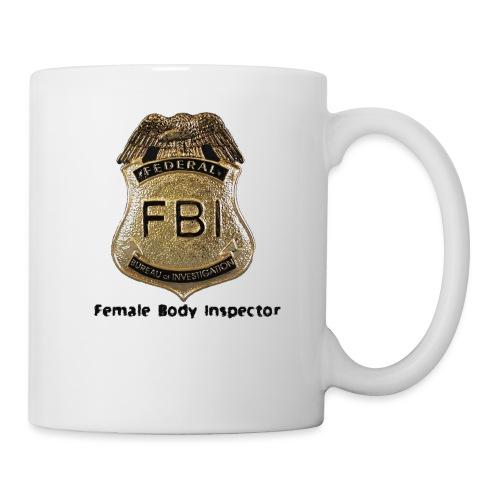 FBI Acronym - Coffee/Tea Mug