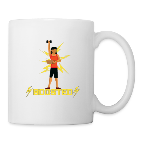⚡BOOSTED⚡ - Coffee/Tea Mug