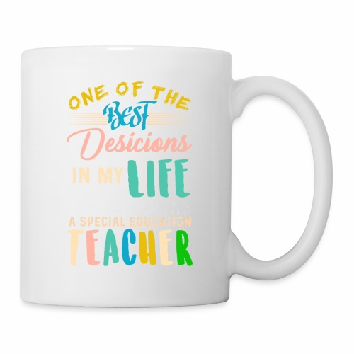 SpecialEducationTeacher - Coffee/Tea Mug