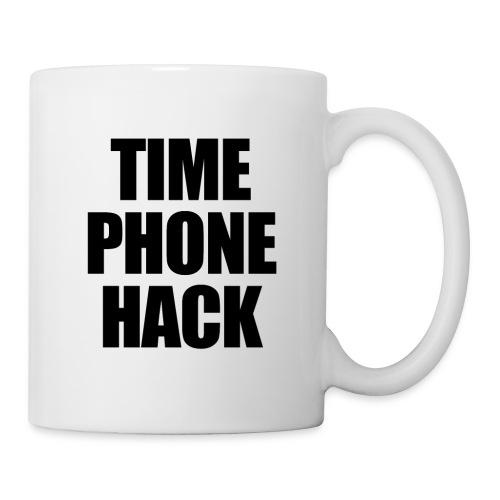 Time Phone Hack - Coffee/Tea Mug
