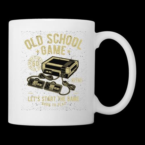 Old School Gamer - Coffee/Tea Mug