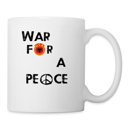 UCK-KLA War for a peace - GunsOfAlbania Design - Coffee/Tea Mug