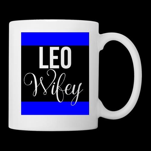 LEO Wifey Coffee Mug/Cup - Coffee/Tea Mug