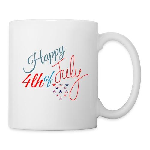 Happy 4th of July - Coffee/Tea Mug