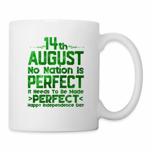 14th August Independence Day - Coffee/Tea Mug