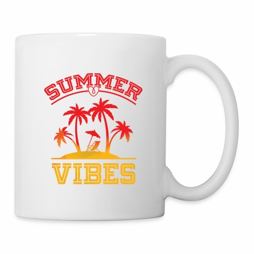 Summer Vibes - Coffee/Tea Mug