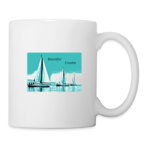 Beautiful Croatia - Coffee/Tea Mug