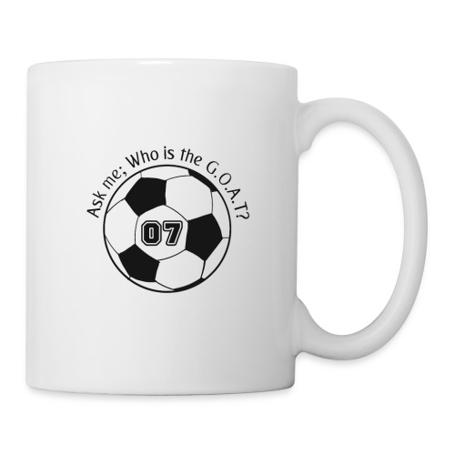 Tshirt World Cup - Coffee/Tea Mug