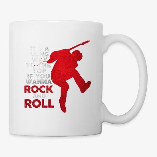 rock and roll - Coffee/Tea Mug