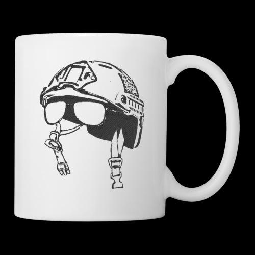 Chin Strap - Coffee/Tea Mug