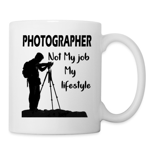 photgrapher - Coffee/Tea Mug