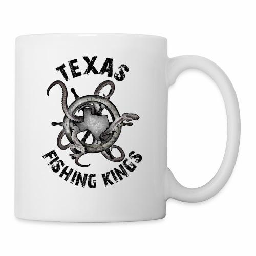 Texas Fishing Kings - OctoWheel - Coffee/Tea Mug