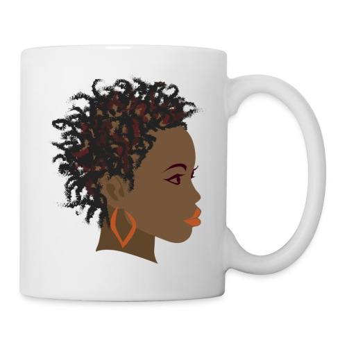 African Girl 2 - Coffee/Tea Mug