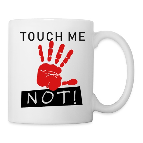 touch me not - Coffee/Tea Mug