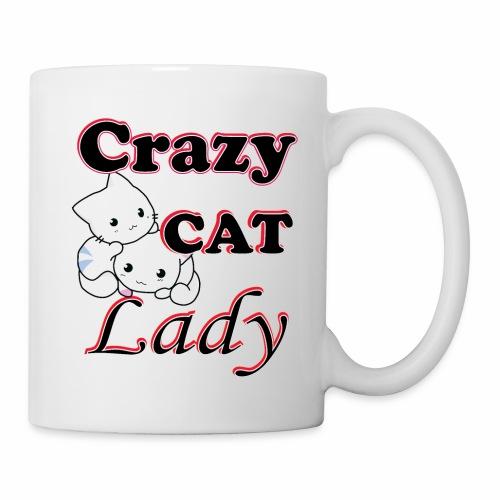 crazy cat lady - Coffee/Tea Mug