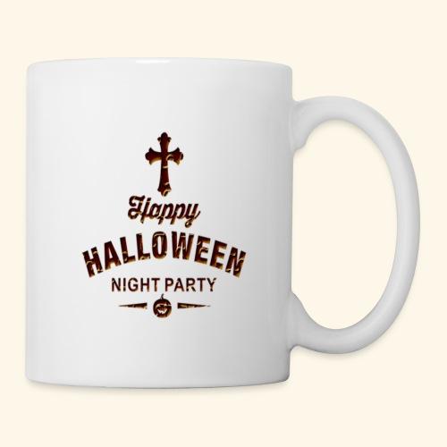 happy hallowen day ,Halloween night party - Coffee/Tea Mug