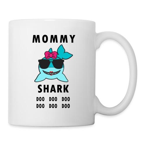 Mommy Shark Doo Doo Doo - Coffee/Tea Mug