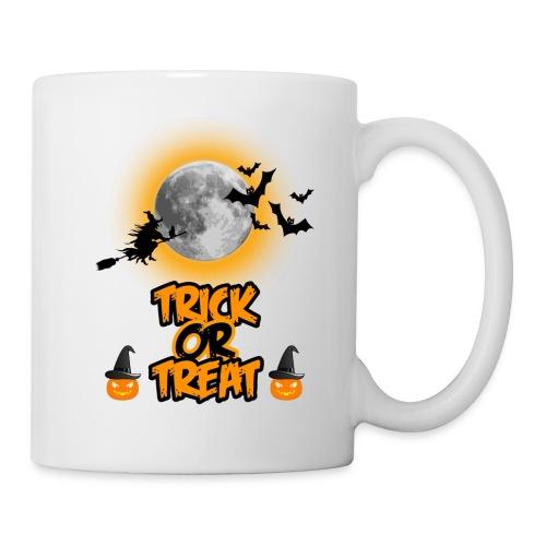Treak or treat Halloween gift, The best Halloween - Coffee/Tea Mug