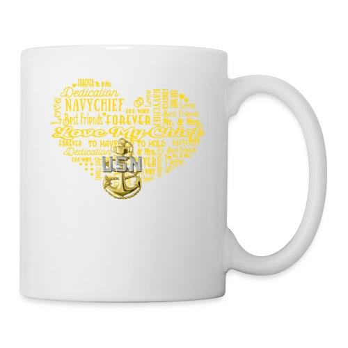 US Navy Chief Wife - Coffee/Tea Mug