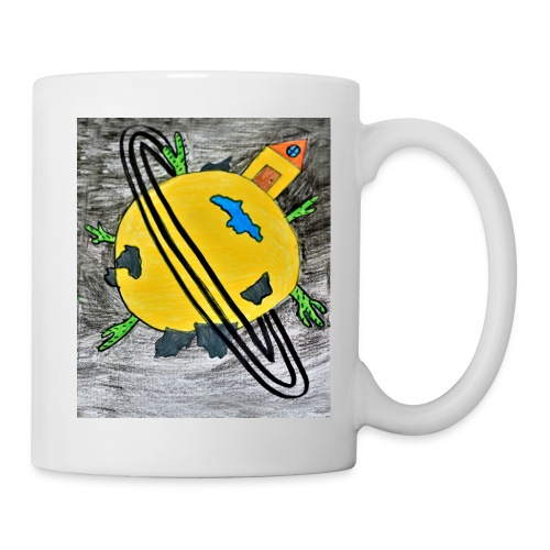 desert planet - Coffee/Tea Mug