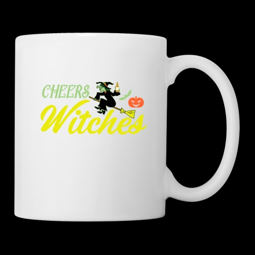 Cheers Witches! | Halloween Drinks - Coffee/Tea Mug