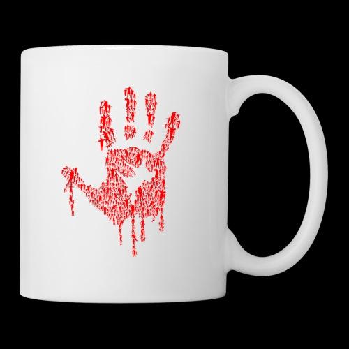 The Haunted Hand Of Zombies - Coffee/Tea Mug