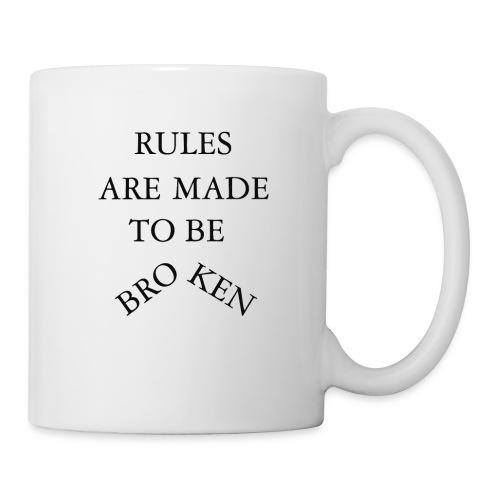 rules - Coffee/Tea Mug