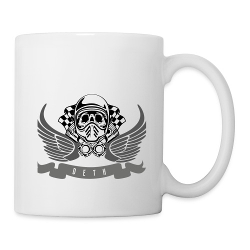 death T-shirt /death america/auto t-shirt - Coffee/Tea Mug