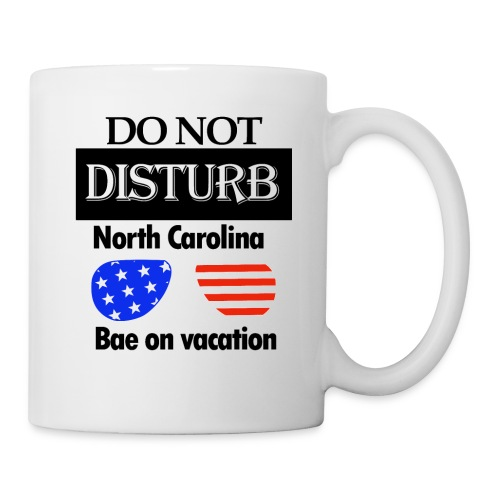 north carolinal bae shirt - Coffee/Tea Mug