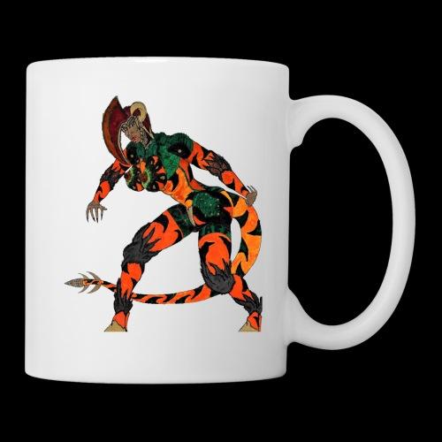 Saurosapien-ARC of IACF - Coffee/Tea Mug
